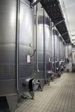 Fabbricazione di vino Immagine Stock Libera da Diritti