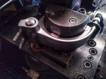 Fabbricazione a macchina di industriale fotografia stock