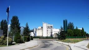 Fabbriche Burgos, Spagna immagini stock