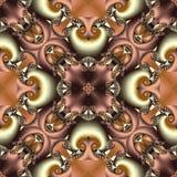 Fabelachtige abstracte achtergrond met Spiraalvormig Patroon U kunt het gebruiken stock foto