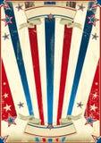Fabelhafter US-Hintergrund Stockbild