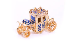 Faberge car. Stock Image