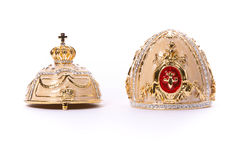 Faberge egg. Stock Photo