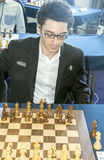 Fabiano Caruana Royalty Free Stock Images