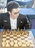 Fabiano Caruana Stock Photo