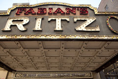 Fabians Ritz, Jersey Royalty Free Stock Image