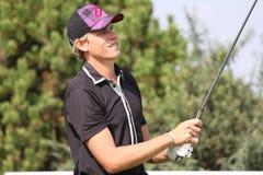 Fabien Marty at the Golf Open de Paris 2009 Stock Photo