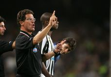 Fabio Capello Stock Photo