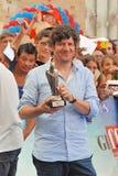 Fabio De Luigi al Giffoni Film Festival 2015 Immagine Stock