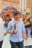 Fabio De Luigi al Giffoni Film Festival 2015 Fotografie Stock