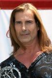 Fabio an einem öffentlichen Auftritt, zum der epischen alten Gewürz-Herausforderung zu fördern Lizenzfreie Stockbilder
