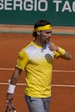 Fabio Fognini italian Tennis player Stock Photography