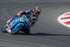 FABIO QUARTARARO. ESTRELLA GALICIA Team. Stock Photos