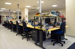 Fablab и печатание 3D Стоковое Фото