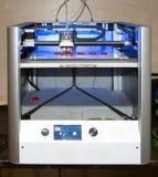Fablab e impressão 3D Foto de Stock