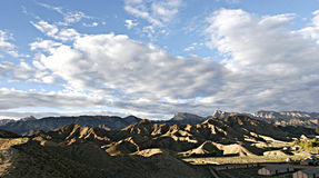In fable Mt. Huoyan Stock Image