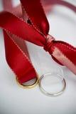faborków pierścionków target1743_1_ Obrazy Royalty Free