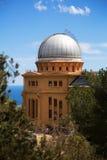 Fabra Observatory in Barcelona. Catalonia Stock Photo