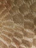 Fabric. Brown fabric texture suitable as background Royalty Free Stock Photos