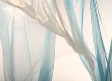 Fabric. Abstract material background light Stock Photo