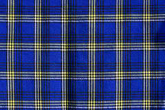 Fabric African Masai Royalty Free Stock Photos