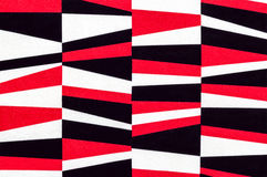 Fabric alternation pattern Stock Images