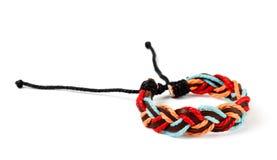 Fabric arm bracelet Stock Images