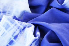 Fabric background Stock Photo