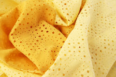 Fabric background Stock Image