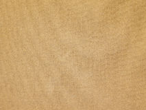 Fabric background beige Royalty Free Stock Photos