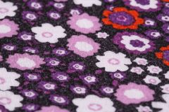 Fabric background. Colorful fabric background closeup picture Stock Images