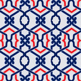Fabric background pattern Stock Images