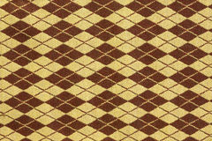 Fabric Background Pattern. Colorful Geometric Abstract Cloth Fabric Background Pattern Royalty Free Stock Photography