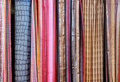 Fabric background texture Stock Photo
