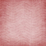 Fabric background with waves Stock Images