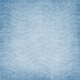 Fabric background with waves Royalty Free Stock Image