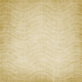 Fabric background with waves Stock Photo
