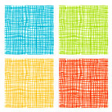 Fabric background for your design Stock Photo
