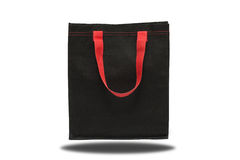 Fabric bag Royalty Free Stock Photography