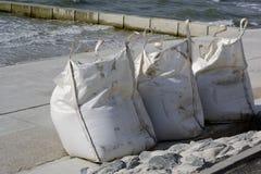Fabric bags2 stock photos