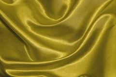 Fabric beautiful folds. Background of textiles. Wellov color Stock Images
