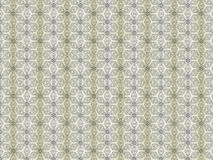 Fabric beige flowers background Royalty Free Stock Images