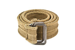 Fabric belt Royalty Free Stock Photos