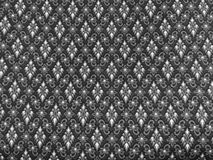 Fabric. Is black Royalty Free Stock Photo