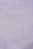 Fabric of Black polka dots for background Royalty Free Stock Images