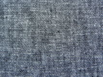 The fabric is black and white Royalty Free Stock Images