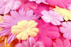 Fabric blossom Royalty Free Stock Image