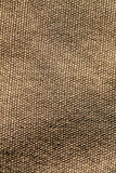 Fabric brown background Royalty Free Stock Images