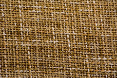 Fabric. Brown fabric in horizontal orientation Royalty Free Stock Photo