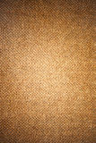 Fabric brown texture Royalty Free Stock Photography